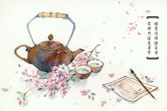 Khi uống trà nóng muốn bỏng tay, vì sao tách trà phương Đông lại thường không có tay cầm?. Ảnh 1